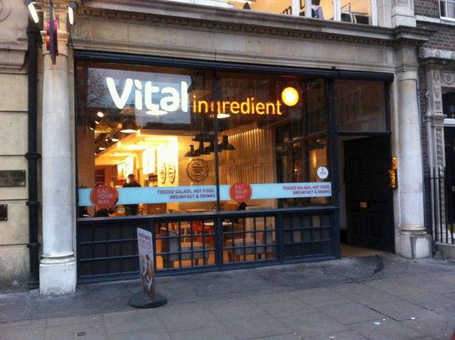 VItal ingredients