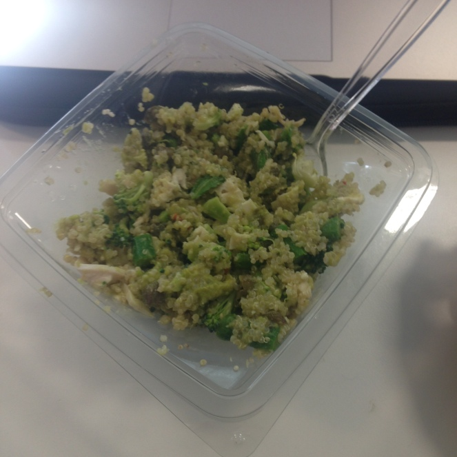 Vital Ingredients salad