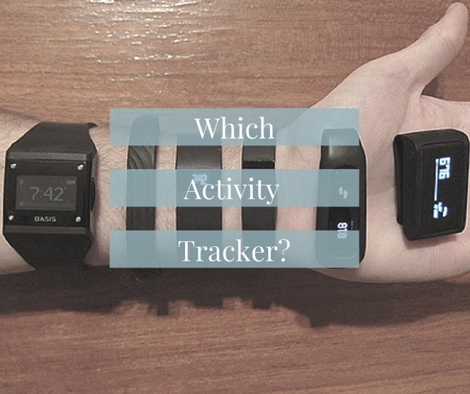 Which wearable activity tracker